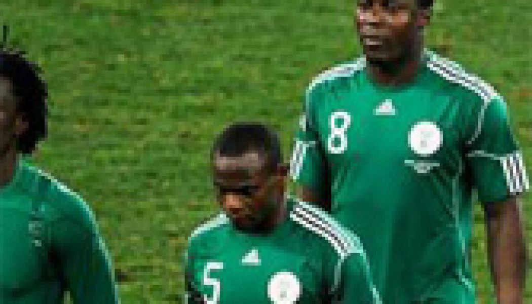 Nigeria Given World Ban By Fifa For Government