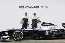 WilliamsF12