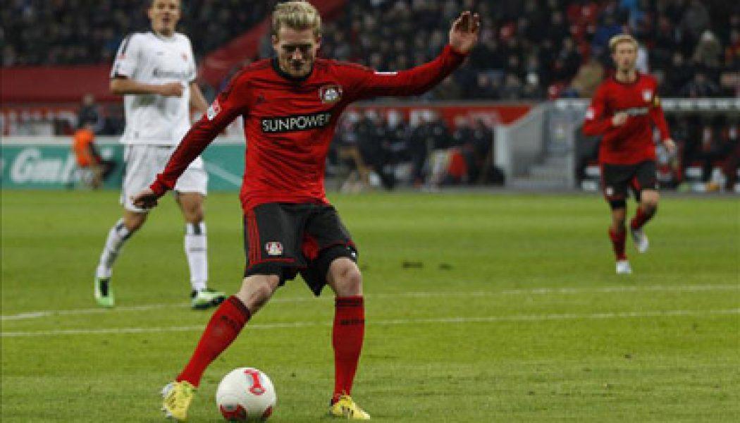 Sponsor Bayer Leverkusen