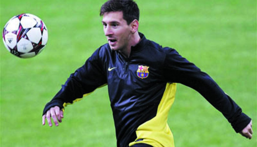 7f65fc65c4f537 Soccer icon Lionel Messi has become an ambassador of the Buenos Aires 2018  Youth Olympics. Messi, health 26, herbal was named the ambassador for the  third ...