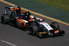 ForceIndia_2014