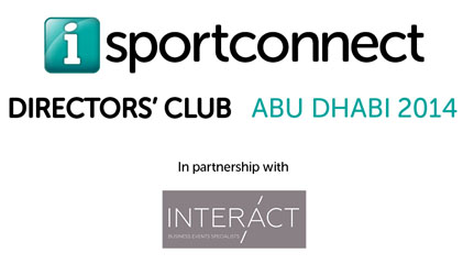 One Week to go Until First Directors' Club Abu Dhabi - iSportConnect