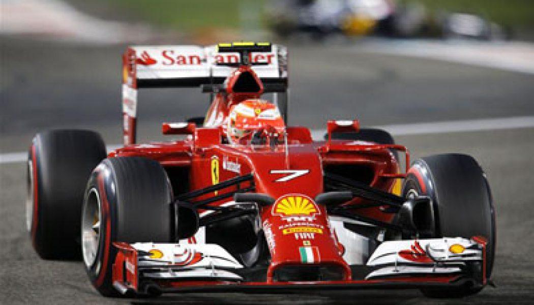 Forex sponsor f1