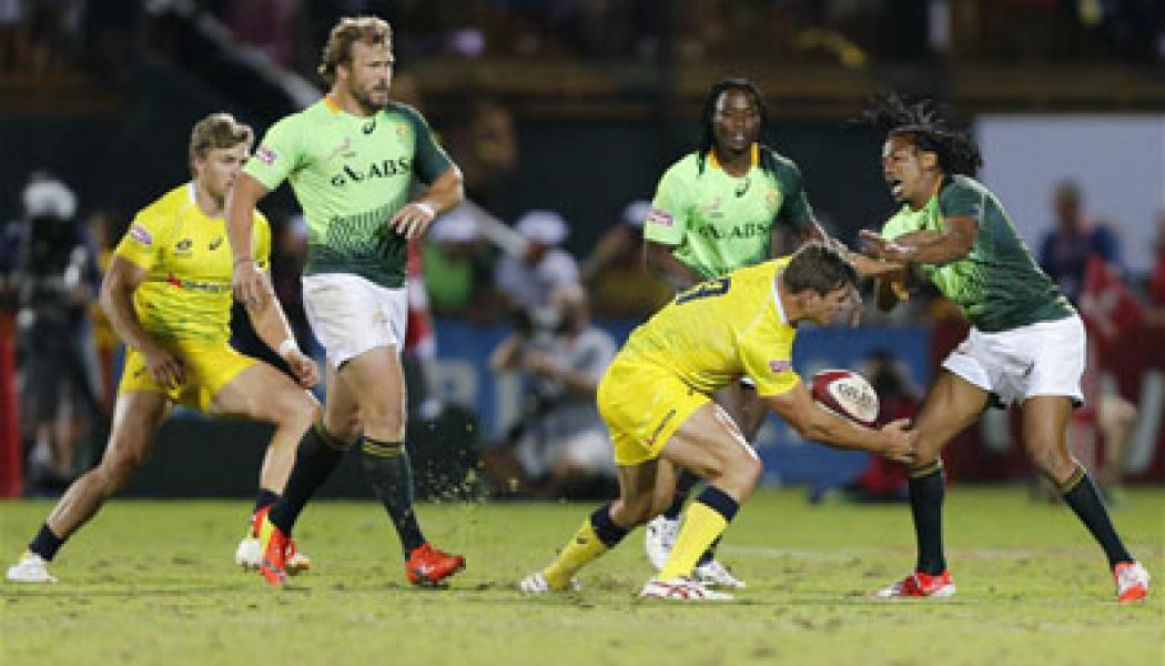 Vancouver to Stage World Rugby Sevens Series
