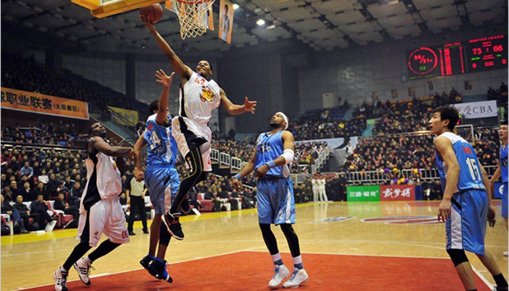 Cba Basketball
