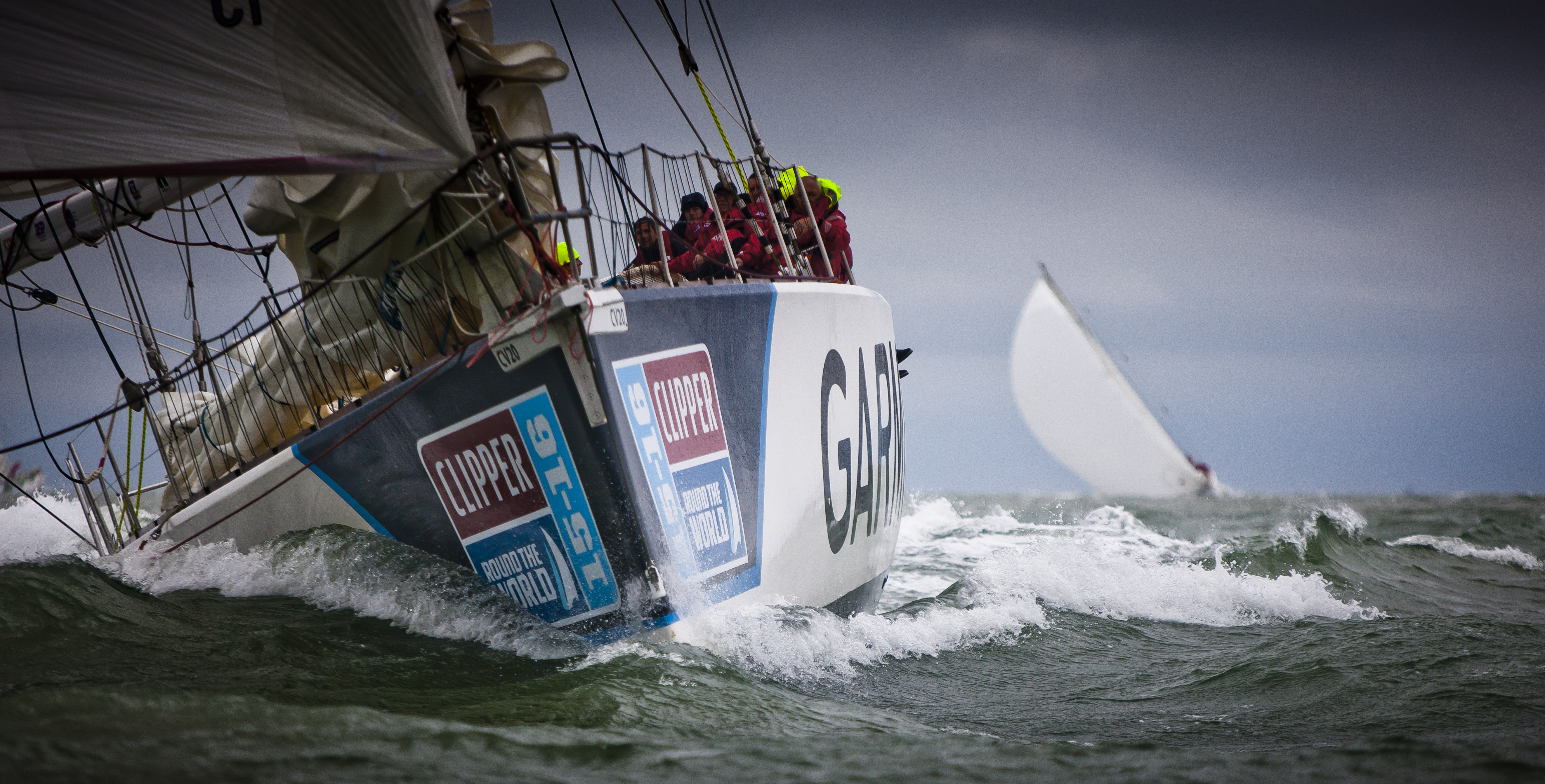 Clipper Round The World Yacht Race And 1080 Media Tv Deal