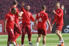 Bayern_Training