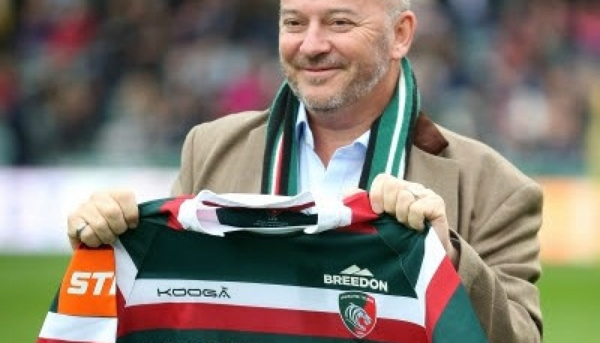 Holland & Barrett chief joins Leicester Tigers board