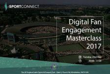 Digital Fan Engagement Masterclass at Wimbledon Approaches