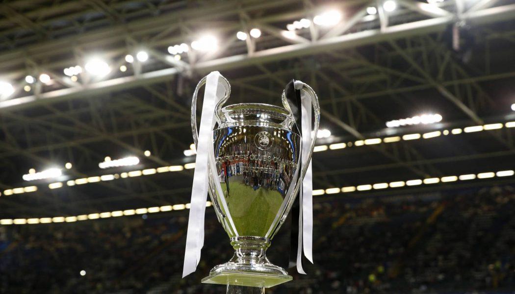 2019 champions league