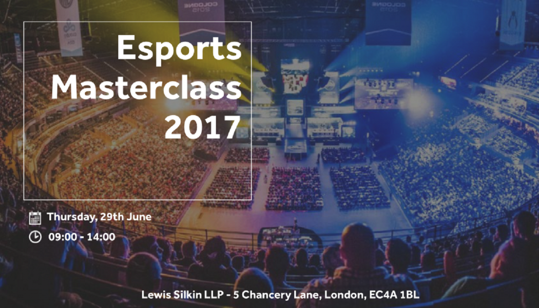 iSportconnect confirms full speaker list for inaugural Esports Masterclass