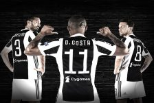 Juventus agrees first-ever back sponsorship deal