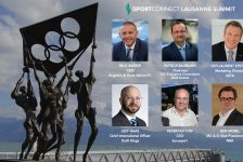 iSportconnect announces six guest speakers for Lausanne Summit