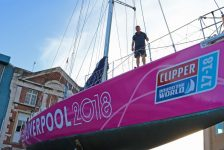 Liverpool announces team entry in Clipper Race global ocean challenge