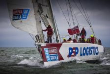 Clipper Race renews partnership with PSP Logistics