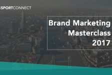 iSportconnect announces Brand Marketing Masterclass