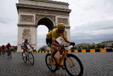 Tour de France television audience ratings on Eurosport jump 10%