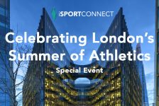 iSportconnect announces 'Celebrating Summer of Athletics' event