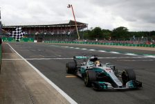 Formula One team Mercedes agrees Petronas contract extension