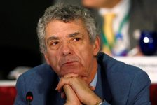 Spain football chief Angel Maria Villar Llona arrested as part of corruption investigation