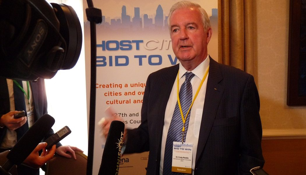 Host City brings cities and events closer – Sir Craig Reedie