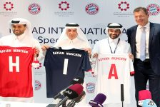 Hamad International Airport becomes Bayern Munich's first-ever sleeve sponsor