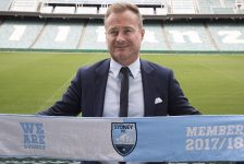 Sydney FC appoint Danny Townsend as new CEO