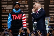 Fox Premium to broadcast Mayweather-McGregor fight in South America