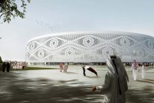 Qatar 2022 organisers unveil Al Thumama Stadium design