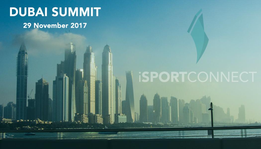 Brett Gosper and Adolfo Bara confirmed as speakers for iSportconnect's Dubai Summit