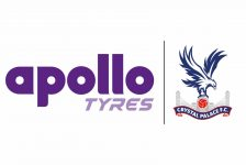 Crystal Palace FC announces Apollo Tyres partnership