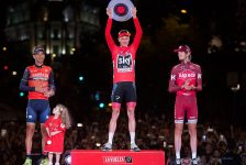 Eurosport announce record-breaking year for cycling coverage
