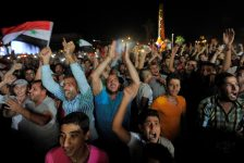Iranian-Syrian World Cup qualifier ripples far beyond the pitch