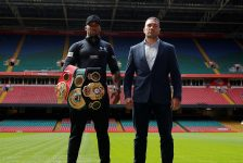 Showtime secures US broadcast rights for Joshua-Pulev title fight