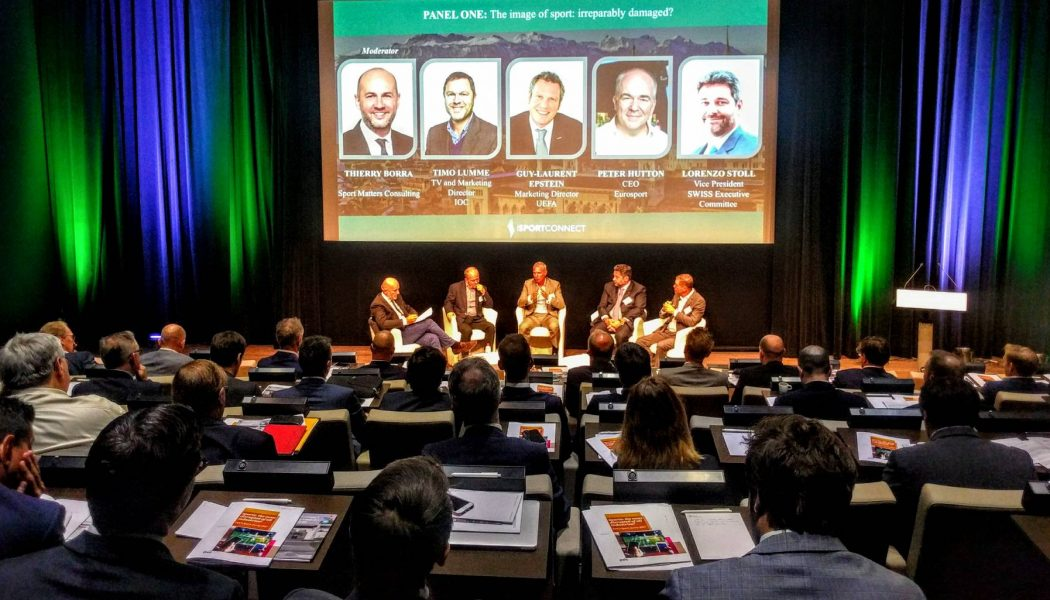 iSportconnect Launches Summit in Olympic Capital