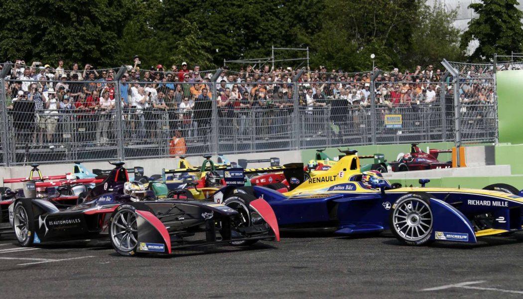 Formula E extends broadcasting deal with Eurosport