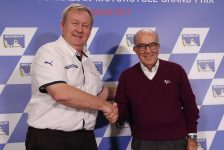 Moto GP confirms Michelin as tyre supplier until 2023