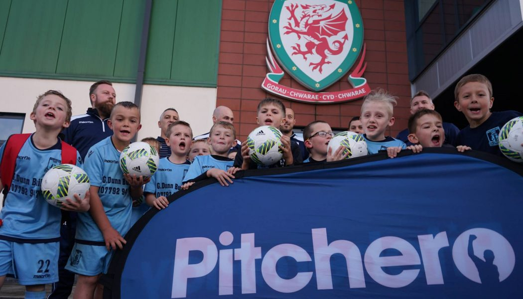 Pitchero becomes Football Association of Wales Official Grassroots Partner