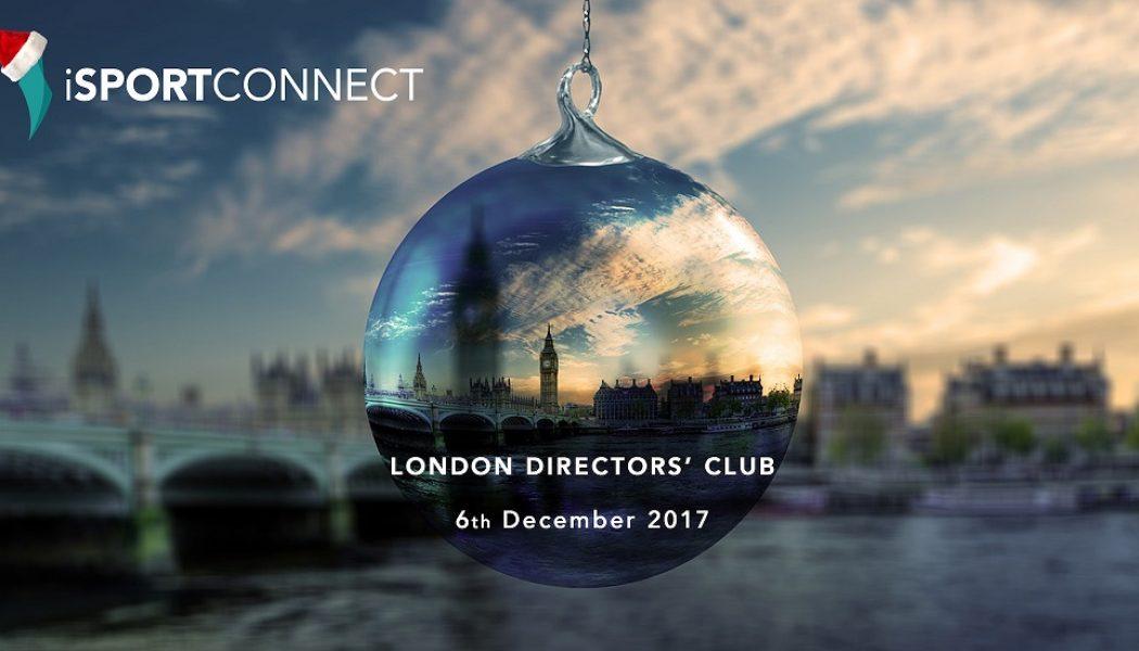 iSportconnect announces Andrea Radrizzani as London Directors' Club guest speaker