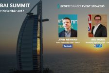 iSportconnect adds Facebook and NBA to Dubai Summit speaker lineup