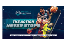 Basketball Champions League launches first app