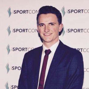 Chris Edbrook - Events Executive