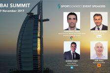 iSportconnect announce LaLiga's Dubai Summit panel lineup and Kodak's Jon Hall as guest speaker
