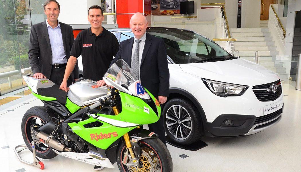 Vauxhall retains title sponsorship of 2018 international North West 200