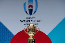 Taisho Pharmaceutical named official sponsor of Rugby World Cup 2019