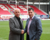 Scarlets and Thomas Cook Sport sign new partnership