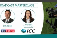 iSportconnect adds Sky Sports and ICC to Broadcast Masterclass lineup