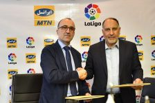 MTN Irancell becomes new LaLiga partner in Iran