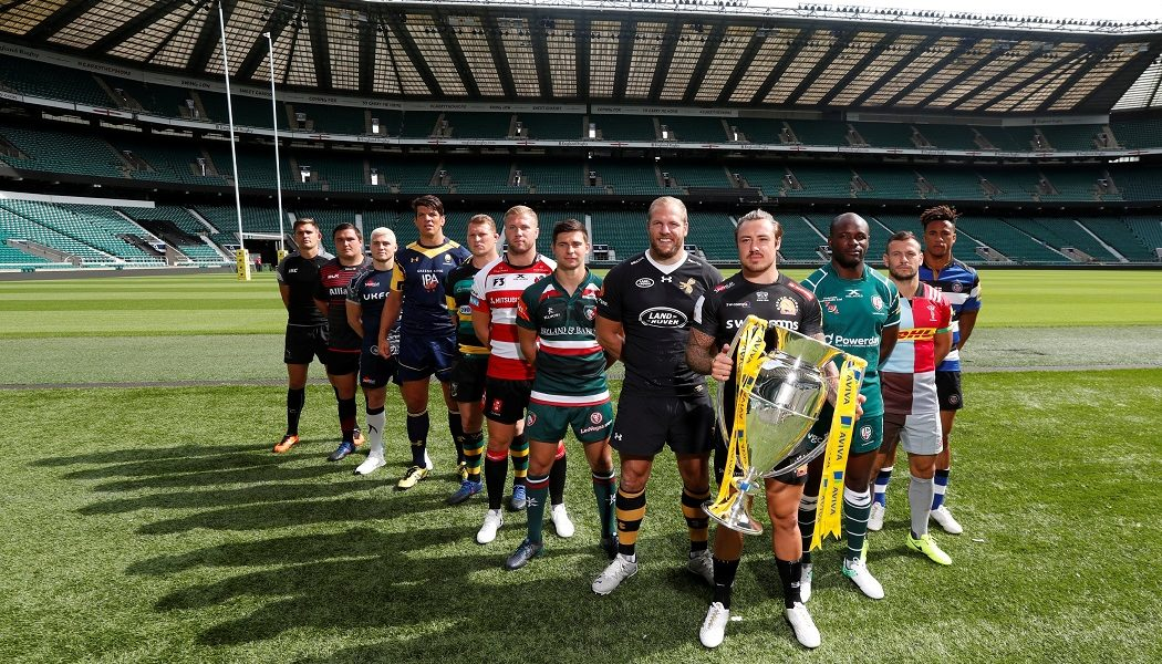 Premiership Rugby to be shown on terrestrial TV for the first time