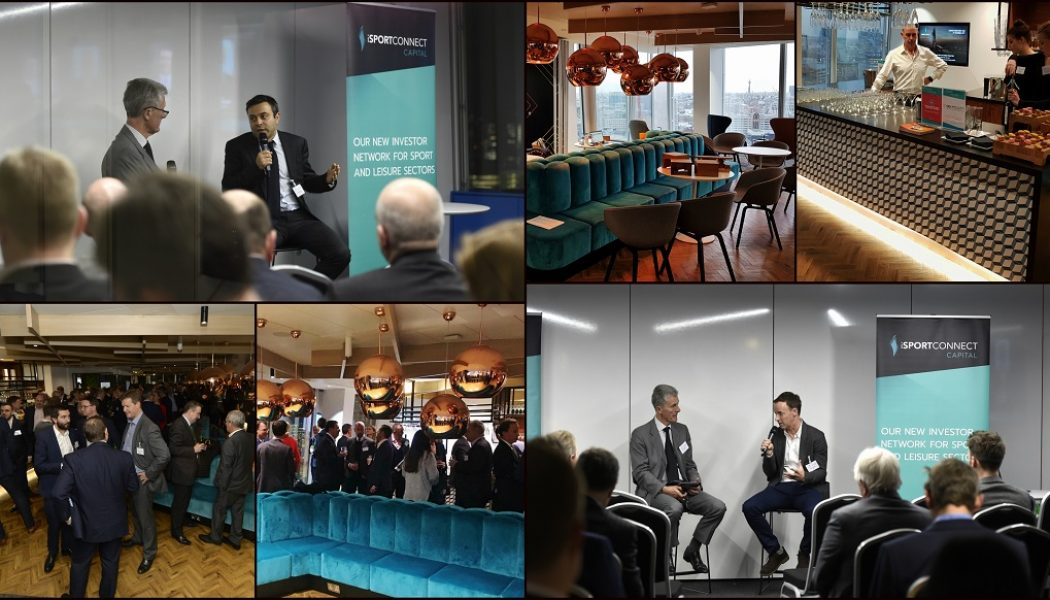 iSportconnect signs off on 2017 in style at London Directors' Club